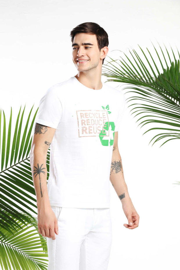 Recycle Reduce Reuse Men T-shirt