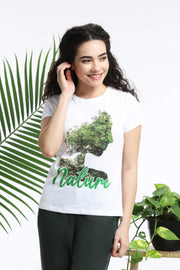 Nature Womens T-shirt