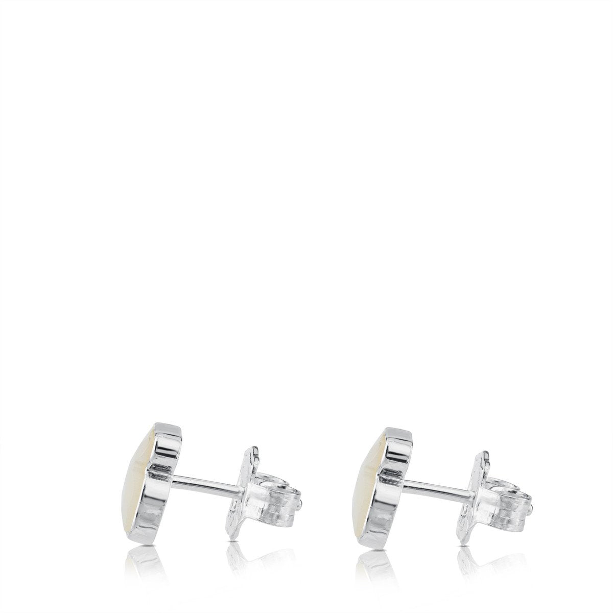 Silver TOUS Color Earrings