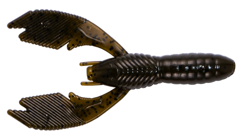 "4"" Dockside Matrix Craw (6-pack) - H&H Lure Company"