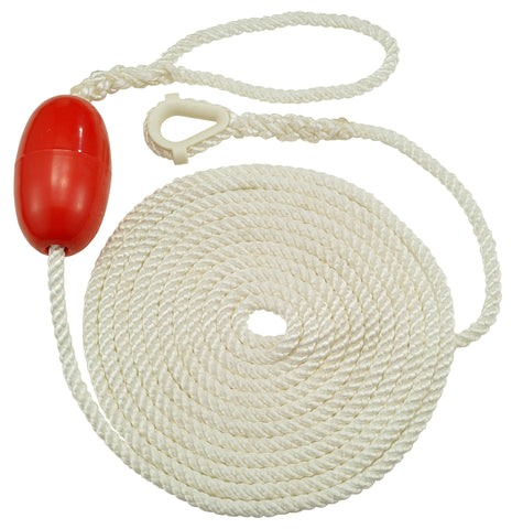 Marsh Anchor Rope Float