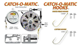 Catch-O-Matic Auto Fishing Reel - H&H Lure Company