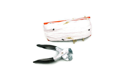 Skinning Pliers Trot Line Combo 150'-25 - H&H Lure Company