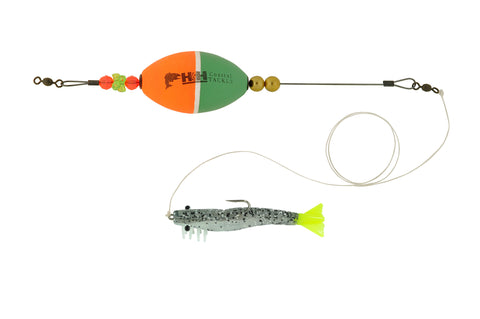TKO Shrimp Float Rig Combo - H&H Lure Company
