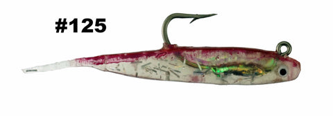 H&H Glass Minnow Double Rigs