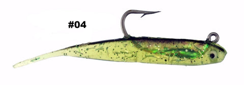H&H Glass Minnow Double Rigs - H&H Lure Company