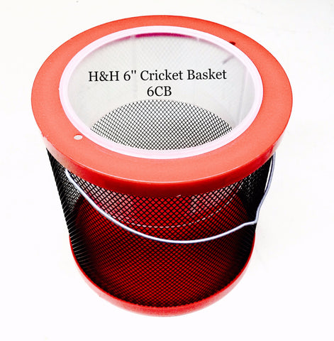H&H Cricket Basket - H&H Lure Company