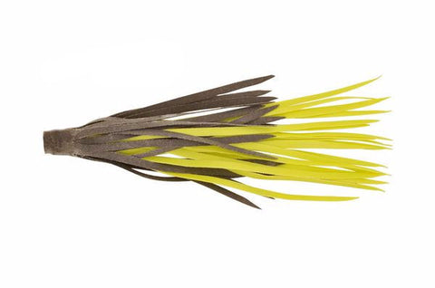 "Rubber Skirts (3"" 40 Tail & 2-1/2"" 80 Tail) - H&H Lure Company"