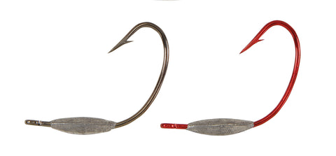 Kahle Flutter Hook Jig Heads - H&H Lure Company