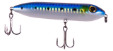 "3.75"" Dockside Matrix Mullet Top Water Bait - H&H Lure Company"