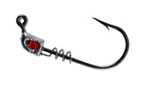 Pro Threader Jig Heads (1/16 oz - 3/8 oz) - H&H Lure Company