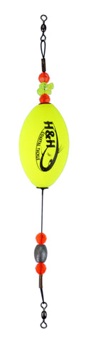 Weighted Flex-A-Floats - H&H Lure Company