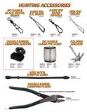 Double Barrel Crimping Sleeves - H&H Lure Company