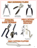 Skinning Pliers - H&H Lure Company