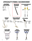 Rig Hook Snubber - H&H Lure Company