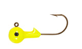 Freshwater Ball Jig Heads (1/32 oz - 1/2 oz)