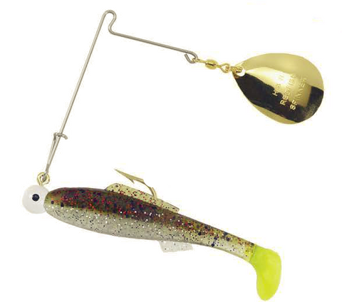 Cocahoe Minnow Jig Spin