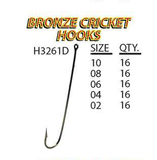 Cricket Hooks - H&H Lure Company