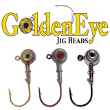 Golden Eye Jig Head (5-pack) - Dockside Matrix Shad - H&H Lure Company
