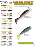 "2-3/4"" Baby Bull Minnow - H&H Lure Company"