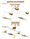 Redfish Jig Spinners - H&H Lure Company