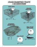 Crawfish Pillow Trap - H&H Lure Company