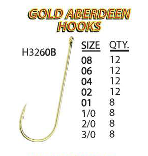 White Perch Hooks - H&H Lure Company