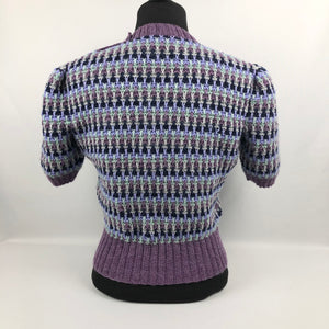 Reproduction 1940s Jumper - B38 40 42