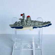 Load image into Gallery viewer, Vintage Early Plastic Battle Ship Brooch