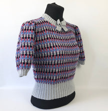 Load image into Gallery viewer, Reproduction 1940s Jumper - B38 40 42