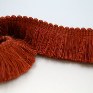 30 mm Viscose Brush Fringe 6517