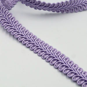 17mm Gimp 'Feather' Braid 7256