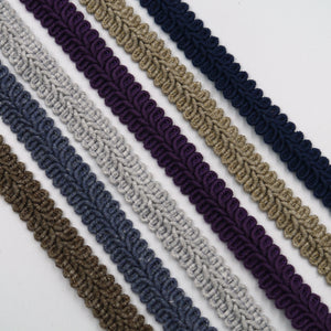 15mm Cotton 'Feather' Braid 9843