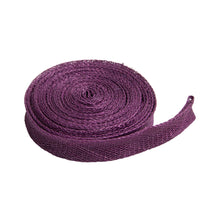 Load image into Gallery viewer, Sinamay bias binding braid 1cm width for millinery fascinator wedding hats BR053