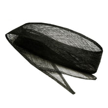 Load image into Gallery viewer, Sinamay shush trim bound edges for millinery fascinator wedding hats BR054