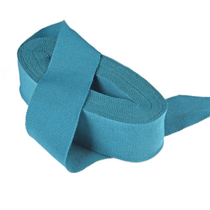Milliners Cotton Rich Grosgrain Ribbon, 4cm x 1m for Hats Fascinators and Millinery BR058