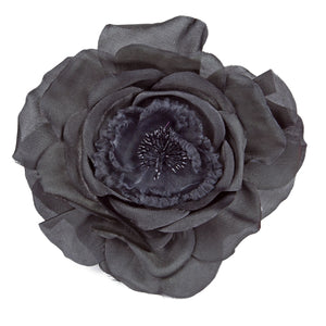 Taffeta Corsage for Hats Fascinators and Millinery FL019