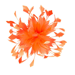 Spiky centre goose flower for Hats Fascinators and Millinery FM056