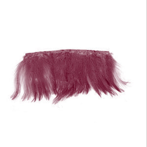 Full Hackle Feather Fringe 20cm - FR901