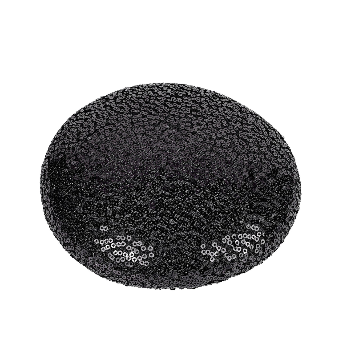 Sinamay And Sequin Pillbox for Hats Fascinators and Millinery HA004