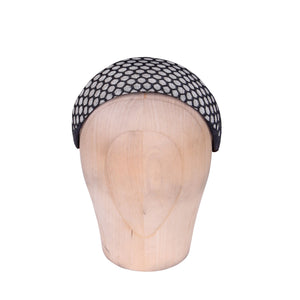 Honeycomb Weave Sinamay 3D Halo Headband for Hats Fascinators and Millinery HA008