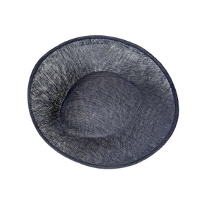 Sinamay Upbrim Hat Base for Hats Fascinators and Millinery HA043
