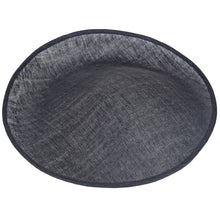Load image into Gallery viewer, Sinamay Upbrim Hat Base for Hats Fascinators and Millinery HA044