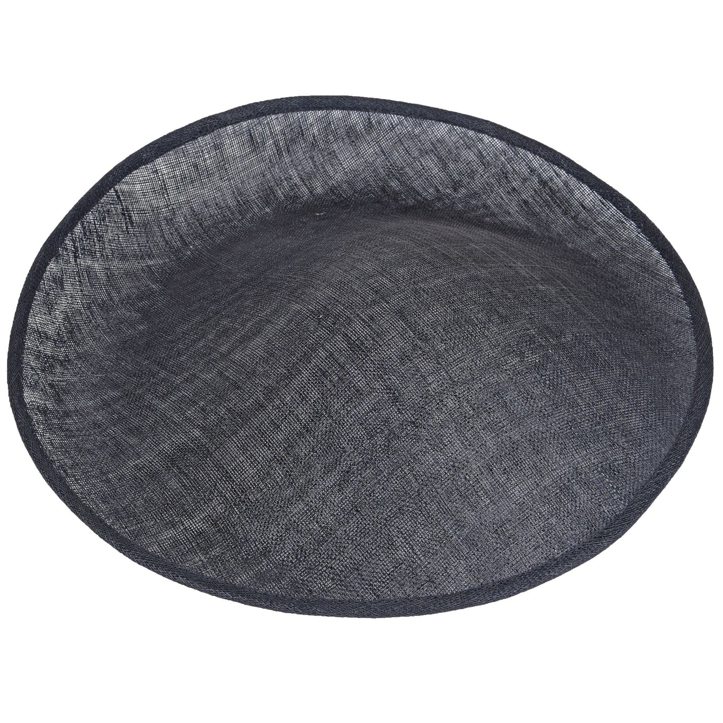 Sinamay Upbrim Hat Base for Hats Fascinators and Millinery HA044