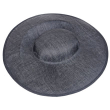 Load image into Gallery viewer, Scalloped Sinamay Upbrim Hat Base for Hats Fascinators and Millinery HA045