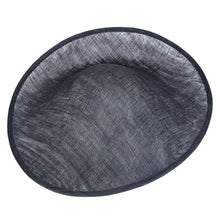Load image into Gallery viewer, Sinamay Upbrim Hat Base for Hats Fascinators and Millinery HA047