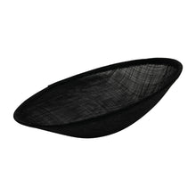 Load image into Gallery viewer, Sinamay material dented cone shape for millinery fascinators wedding hats HA055