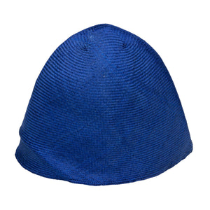 Parisisal straw cone for millinery fascinators and wedding hats HF015