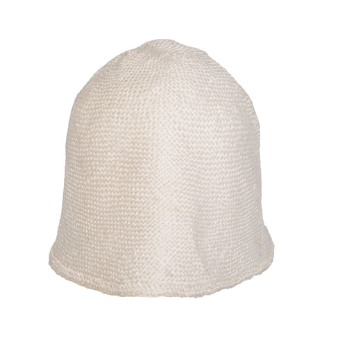 STAINED. Dye only. Natural Sisal Cone for Hats Fascinators and Millinery HF037