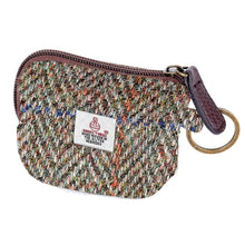 Load image into Gallery viewer, ZB066 Moira Harris Tweed Coin/Card Purse